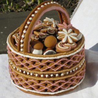 Meduolinis krepšelis