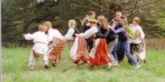 """Elektroninė knyga """"Lietuvos etnografijos paveldas vaikams"""", 2006"""