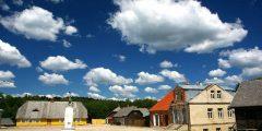 Lietuvos liaudies buities muziejaus miestelio komplekso užbaigimas (I eilės)