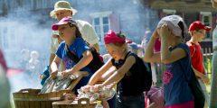 Kviečiame į Amatų, darbų ir pramogų dieną ir Medinio paveldo šventę!