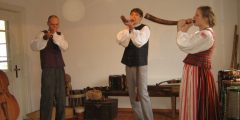 Muzikuokime kartu! Tradiciniai lietuvių instrumentai ir dainos