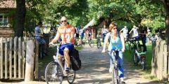 "Kelionė dviračiais aplink ""Lietuvą"" – rugsėjo 9 d."