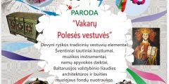 Lietuvos liaudies buities muziejuje – paroda iš Baltarusijos