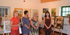 Atidaryta tarptautinio tapybos plenero paroda