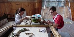 Baigtas LLBM bažnyčios altorių restauravimo projekto II etapas