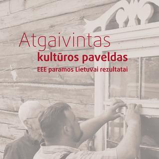 EEE investicijų į kultūros paveldą poveikio tyrimas