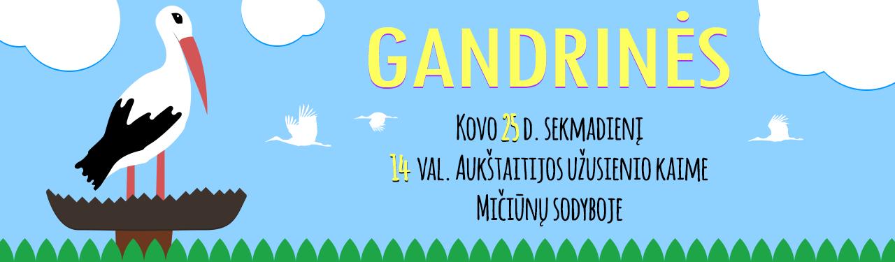 Gandrines